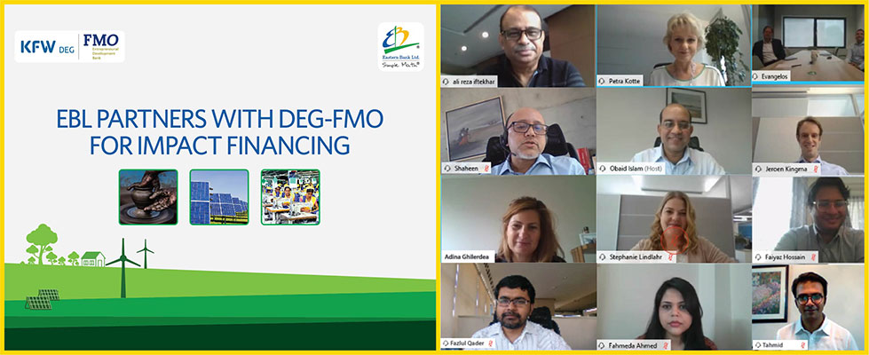 EBL partners with DEG-FMO for Impact Financing