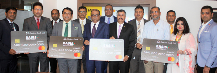 EBL-BASIS launch co-branded Prepaid Card