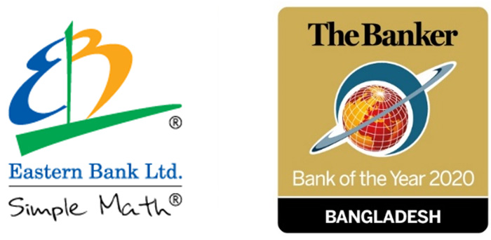 EBL wins The Banker's Bank of the Year Bangladesh Award 2020
